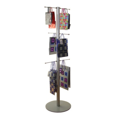 Vf2a Carrier Bag Stands With Poster Holders